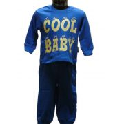 Funderwear jongens pyjama 'Cool baby' blauw