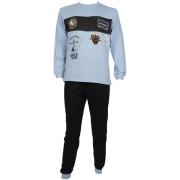 Fun2wear jongens pyjama 'Astronaut' bleu