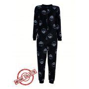 Outfitter jongens onesie 'Aap' zwart